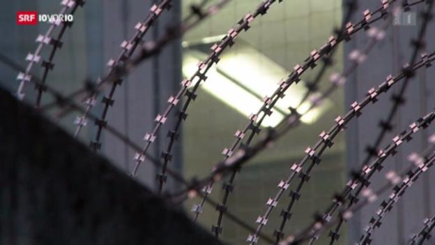 Video «Längere Strafen, mehr Insassen» abspielen