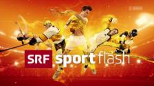 Link öffnet eine Lightbox. Video «sportflash» vom 19.04.2018 abspielen