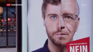 Video «Rentenreform abgelehnt» abspielen