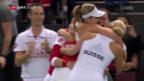 Video «Schweizerinnen stehen nach 2 weiteren Siegen im Halbfinal» abspielen