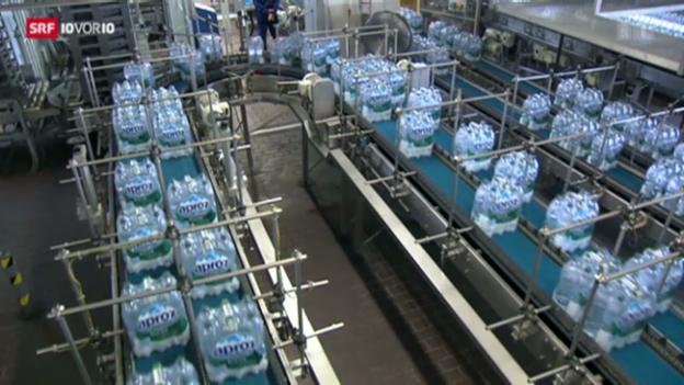 Video «Die Wasserexporte der Schweiz» abspielen