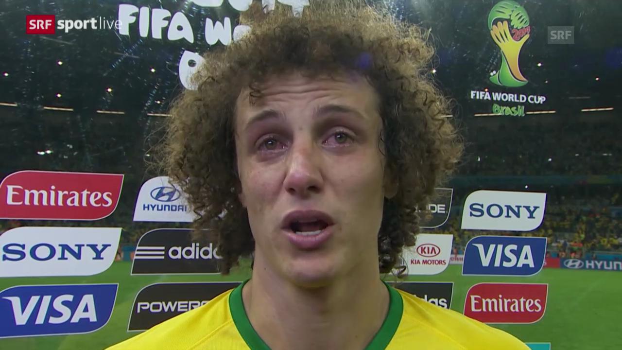 FIFA WM 2014: David Luiz im Interview