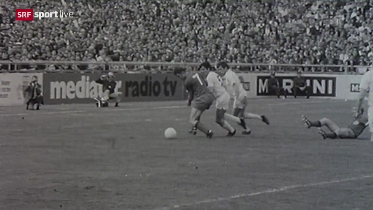 Fussball: Die bisherigen 3 Cupfinals zwischen Basel und Zürich