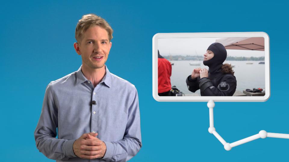 Kinder-News: Abfalltauchen, Gebärdensprache & Abstimmungen  (Staffel 1, Folge 12)