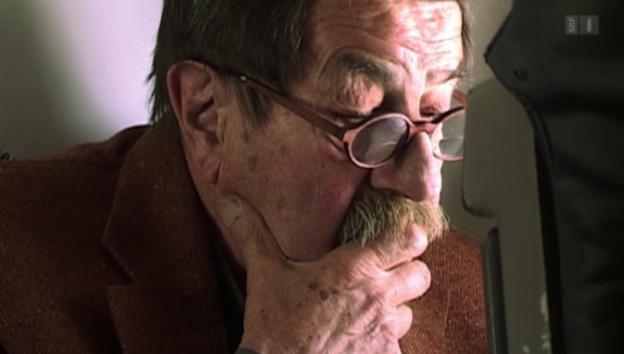 Video «Der Unbequeme – Der Dichter Günter Grass» abspielen