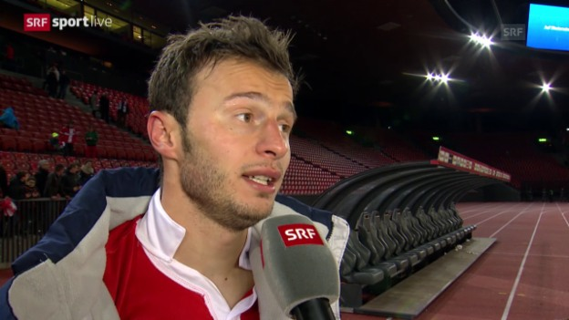 Video «Fussball: Cup, FCZ-Sion, Interview Zverotic» abspielen