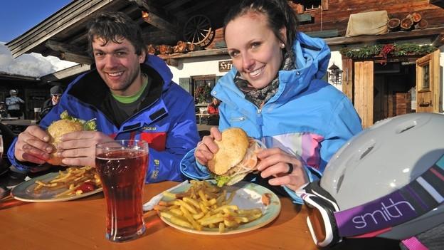 Wintersport – Kalorienverbrauch beim Skifahren