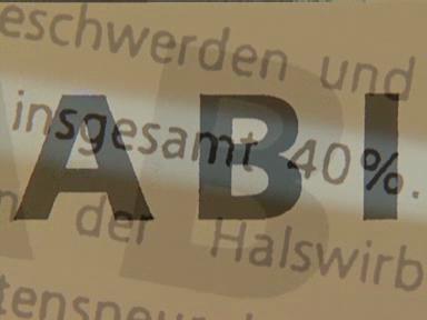 Video «26.09.06: Ärzte-Gutachten: IV spart auf Kosten der Patienten» abspielen
