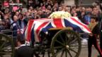 Video «Abschied von Margaret Thatcher» abspielen