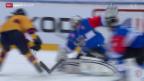 Video «Eishockey: CHL, Zug-Djurgarden» abspielen