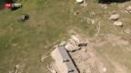 Video «Hirtin von Fels erschlagen» abspielen