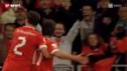 Video «Fussball: Die Nati vor dem Quali-Spiel in Island» abspielen
