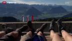 Video «Viel Sonne in den Bergen» abspielen