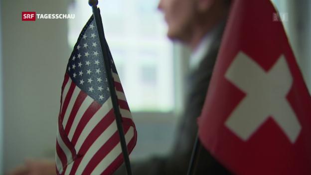 Video «Auswirkungen der US-Steuerreform» abspielen