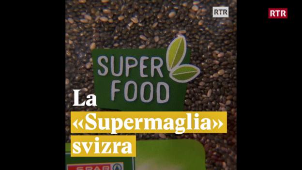"Laschar ir video «La ""Supermaglia"" svizra»"