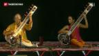 Video «Indischer Musiker Ravi Shankar gestorben» abspielen