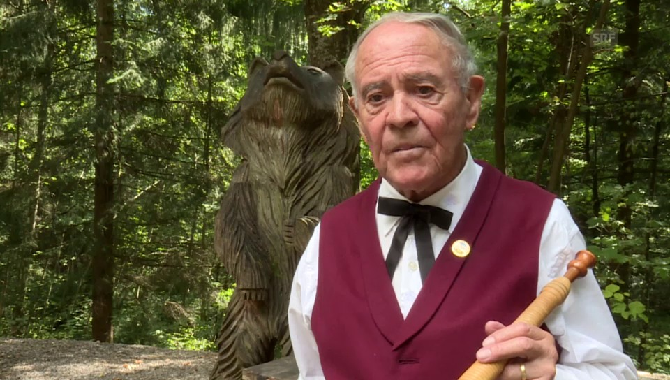 Folge 2: Alphornbläser Caspar Riedi