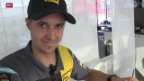 Video «Motorrad: Bilanz von Lüthi und Aegerter» abspielen