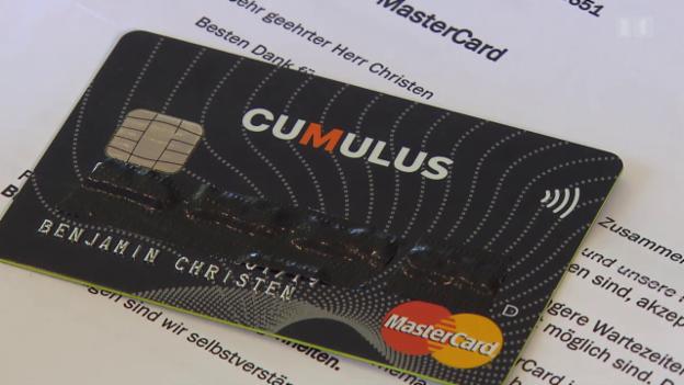 Video «Schock in den Ferien: Wenn die Kreditkarte in der Fremde versagt» abspielen