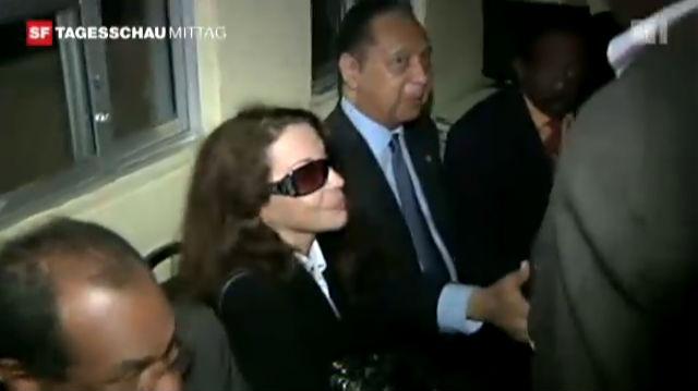 Diktator Duvalier kehrt nach Haiti zurück
