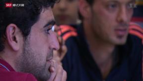 Video «Zu wenig Platz für Flüchtlinge» abspielen