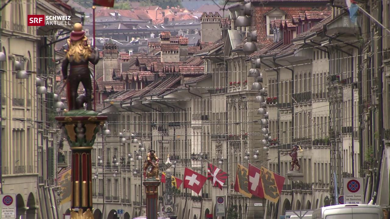 Bern will Airbnb teilweise verbieten