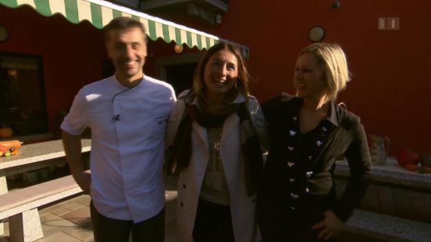 Video «Kanton Tessin - Tag 1 - Hotel-Restaurant T3e Terre (Wiederholung)» abspielen