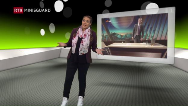 Laschar ir video «Minisguard dals 16.04.2016»