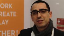 Video «Hadi Barkat zu Helvetiq (frz.)» abspielen