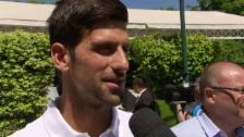 Link öffnet eine Lightbox. Video Djokovic erklärt, wie er Agassi ins Boot holte abspielen