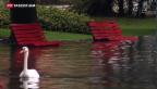 Video «Nur kurze Regenpause fürs Tessin» abspielen