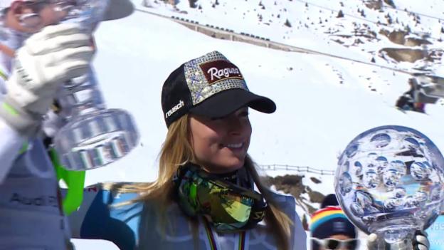 Video «Der grosse Ski-Saisonrückblick mit Hüppi und Billeter» abspielen