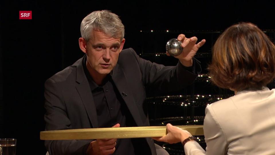 Astrophysiker Heino Falcke brennt für schwarze Löcher