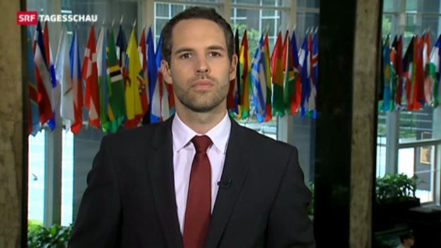Video «Einschätzungen von Arthur Honegger in Washington» abspielen