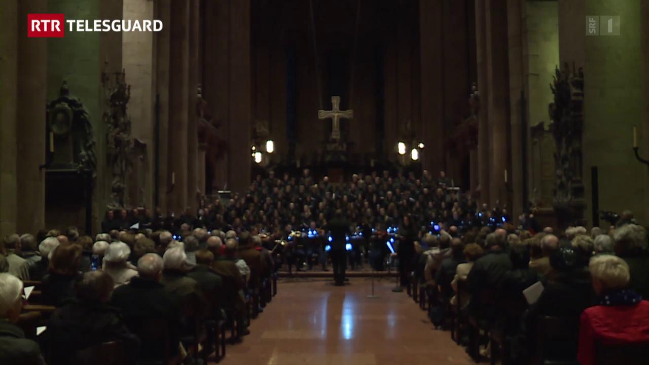 Ut unum sint – concert en il dom a Mainz