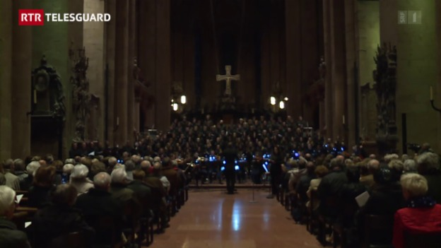 Laschar ir video «Ut unum sint – concert en il dom a Mainz»