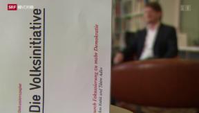 Video «Reform der Volksinitiative» abspielen