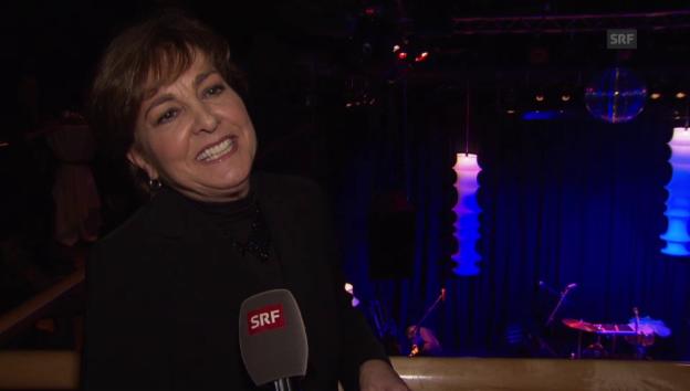 Video «Paola Felix über ihre Freundschaft zu Michael von der Heide» abspielen
