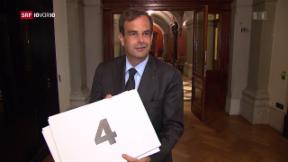 Video « Ein Jahr Parteipräsident: Gerhard Pfister» abspielen