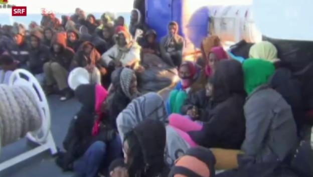 Video «Tagesschau vom 17.04.2015, 19:30» abspielen
