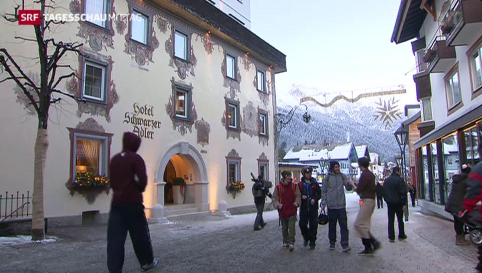 Schweizer Gäste zurückholen