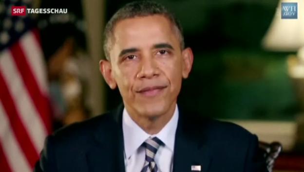 Video «Kein Nachgeben in Washington» abspielen