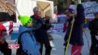 Video «Pirmin am Lauberhorn-Rennen» abspielen