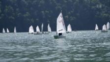 Video «Boots-Masten verloren: Kurierdienst gefährdet Segel-Meisterschaft» abspielen