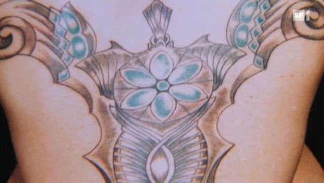 Gesundheit Tattoo Farben Dauerhaft Unsicher Kassensturz