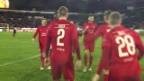 Video «Fussball: Europa League, Midtjylland-Brüssel» abspielen