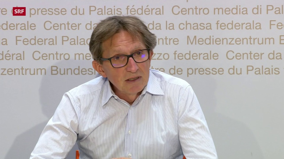 Michael Jordi (GDK): «Auf weniger dringliche Eingriffe wird verzichtet»