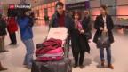Video «US-Gericht setzt Einreiseverbot aus» abspielen