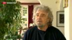 """Video «Grillo sagt weiter """"No""""» abspielen"""