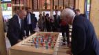 Video «Steinmeier in der Schweiz zu Gast - was bleibt?» abspielen